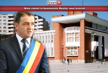 """Bate vântul în buzunarele Reșiței anul acesta! """"Bugetul pe 2015 nu ne avantajează foarte mult"""""""