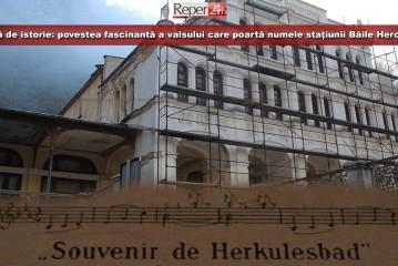 Pagină de istorie: povestea fascinantă a valsului care poartă numele stațiunii Băile Herculane!