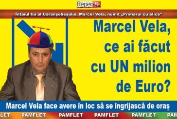 """Întâiul fiu al Caranșebeșului, Marcel Vela, numit """"Primarul cu elice"""""""