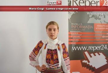 Maria Csigi – Lumea crege ca mi bine