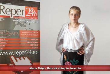 Maria Csigi – Cum să stâng io doru tău