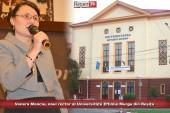 """Update: Venera Manciu, noul rector al Universității Eftimie Murgu din Reșița: """"Nu am de ce să continui negocierile de fuziune""""!"""