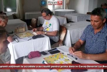 PREMIERĂ: Campionii naționali la scrabble s-au reunit pentru prima dată în Caraș-Severin! La Bocșa!