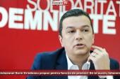 Update: Cărășeanul Sorin Grindeanu a fost desemnat premier al României de catre președintele Iohannis