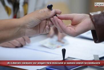 (E) Ce fel de țară își doresc românii? Liberalii cărășeni vor alegeri fără minciună și oameni onești la conducere