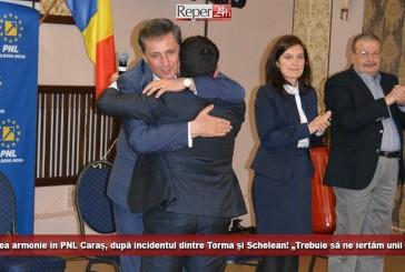"""Vela vrea armonie în PNL Caraș, după incidentul dintre Torma și Schelean! """"Trebuie să ne iertăm unii pe alții, să fim o familie"""""""
