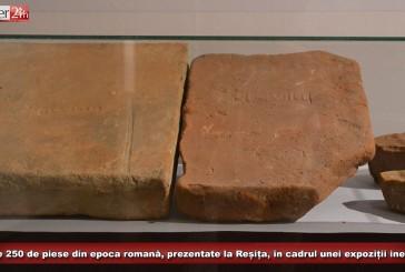Peste 250 de piese din epoca romană, prezentate la Reșița, în cadrul unei expoziții inedite! Vernisajul va avea loc de Ziua Culturii!