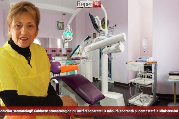 Revolta medicilor stomatologi! Cabinete stomatologice cu intrări separate! O măsură aberantă și contestată a Ministerului Sănătății!