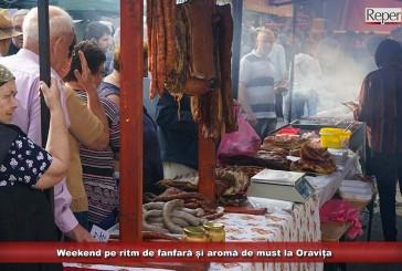Weekend pe ritm de fanfară și aromă de must la Oravița
