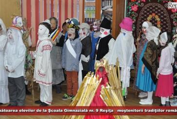 Sărbătoarea elevilor de la Şcoala Gimnazială nr. 9 Reşiţa ‒ moştenitorii tradiţiilor româneşti