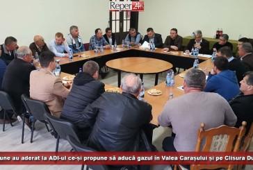 Încă 8 comune au aderat la ADI-ul ce-și propune să aducă gazul în Valea Carașului și pe Clisura Dunării!