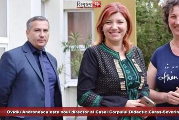 Director nou la CCD Caraș-Severin! Ovidiu Andronescu, numit în locul Nicoletei Marcu!