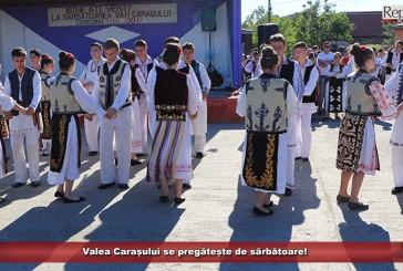 Este din nou sărbătoare în Valea Carașului