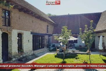 A început proiectul SocolArt. Manageri culturali de excepție, prezenți în Valea Carașului