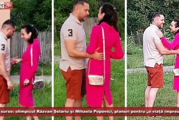 """Pe surse: olimpicul Răzvan Șelariu și Mihaela Popovici, planuri pentru """"o viață împreună""""!"""