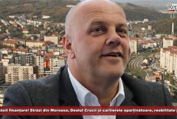 Primarul Popa a găsit finanțare! Străzi din Moroasa, Dealul Crucii și cartierele aparținătoare, reabilitate prin CNI!