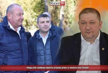 Stânga unită candidează împotriva actualului primar, cu senatorul Ionuț Chisăliță!