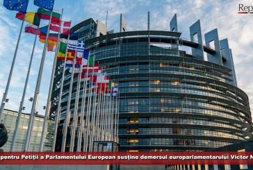 Comisia pentru Petiții a Parlamentului European susține demersul europarlamentarului Victor Negrescu