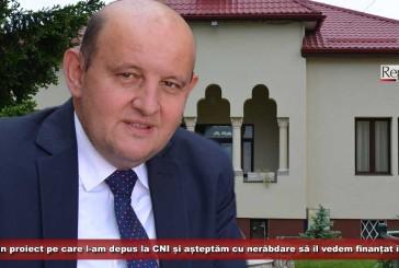 """Luca Mălăiescu: """"Avem un proiect pe care l-am depus deja la CNI și așteptăm cu nerăbdare să îl vedem finanțat în 2021"""""""
