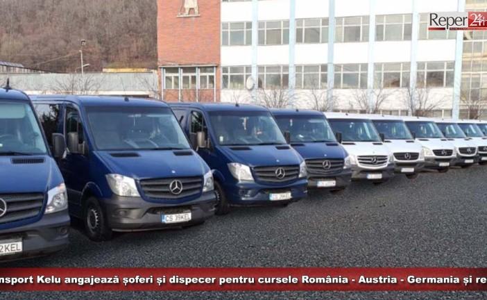 Compania Transport Kelu angajează șoferi și dispecer!