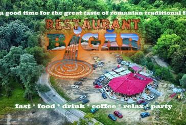 Restaurant/Cascadă Bigăr, un tablou de toamnă autentică