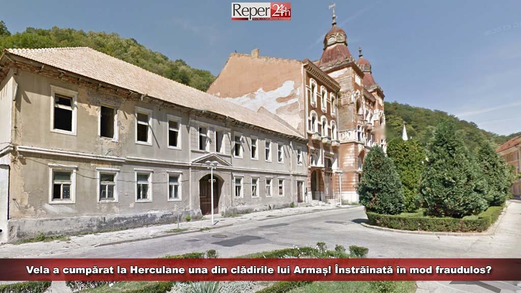 clădirile lui Armaș