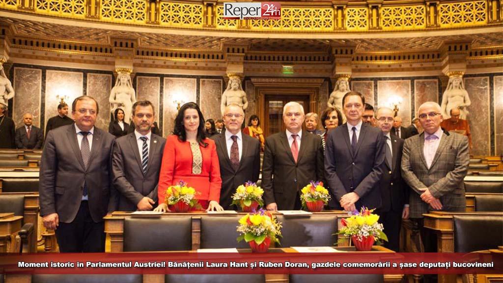 parlamentul austriei