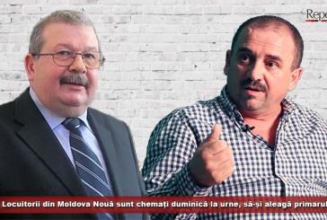 Locuitorii din Moldova Nouă sunt chemați duminică la urne, să-și aleagă primarul