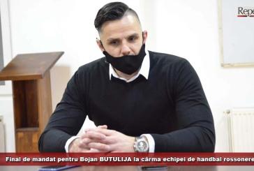 Final de mandat pentru Bojan BUTULIJA la cârma echipei de handbal rossonere