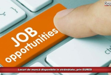 Locuri de muncă disponibile în străinătate, prin EURES
