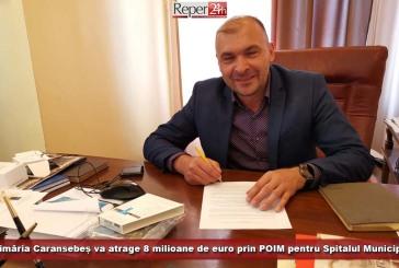 Primăria Caransebeș va atrage 8 milioane de euro prin POIM pentru Spitalul Municipal