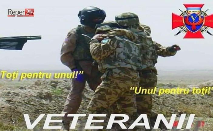 Ordinul Militar al Veteranilor din Teatrele de Operații, pas încrezător spre EUROMIL!