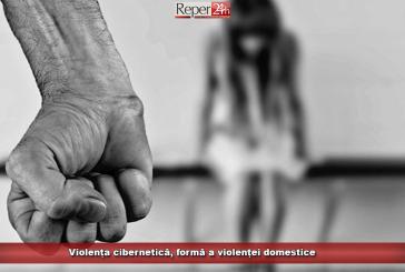 Violența cibernetică, formă a violenței domestice