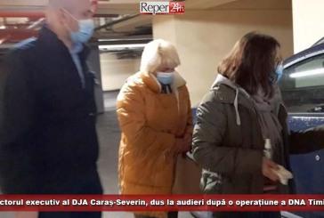 Directorul executiv al DJA Caraș-Severin dus la audieri, după o operațiune a DNA Timișoara