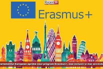 Parlamentul European aprobă noul program Erasmus+, mai inclusiv și mai accesibil