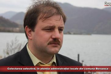 Colectarea selectivă, în atenția administrației locale din comuna Berzasca