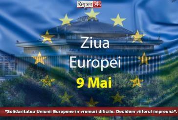 """""""Solidaritatea Uniunii Europene în vremuri dificile. Decidem viitorul împreună"""""""