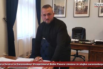 PSD Caransebeș și-a furat-o! Viceprimarul Bebe Pasere rămâne în slujba caransebeșenilor!