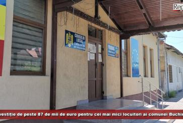 Investiție de peste 87 de mii de euro pentru cei mai mici locuitori ai comunei Buchin!