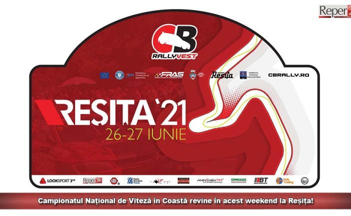 Campionatul Național de Viteză în Coastă revine în acest weekend la Reșița!