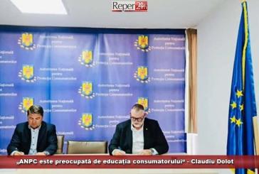 """""""ANPC este preocupată de educația consumatorului"""" – Claudiu Dolot"""