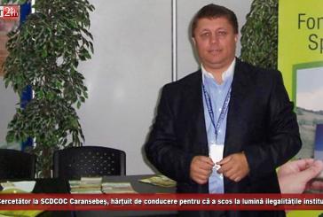 Cercetător la SCDCOC Caransebeş, hărțuit de conducere pentru că a scos la lumină ilegalitățile instituției!