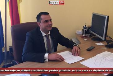 Eugen Cismăneanțu se alătură candidaților pentru primărie; un trio care va depinde de votul din 27