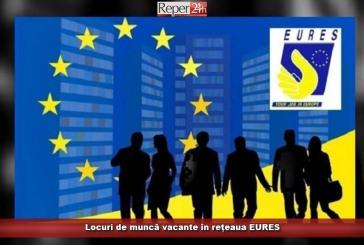 Locuri de muncă vacante în rețeaua EURES