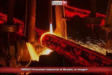 INEDIT! Prezentul industrial al Reșiței, în imagini