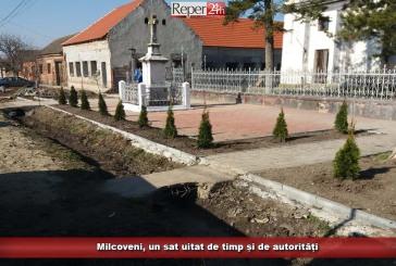 Milcoveni, un sat uitat de timp și de autorități