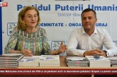 Noul lider Măceșanu vrea să facă din PPU-sl un partener activ în dezvoltarea județului! Grapini i-a promis susținere!